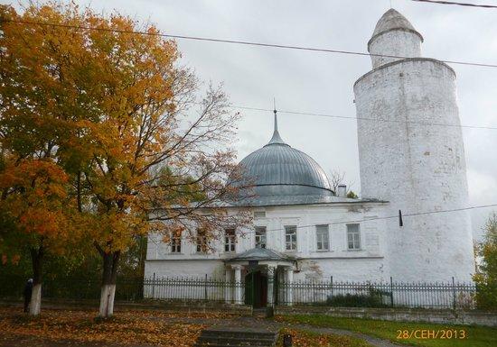 Khan's Mosque