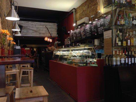 Alsur Café (Palau): Bar