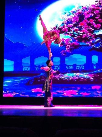 Chaoyang Theater: beautiful balancing