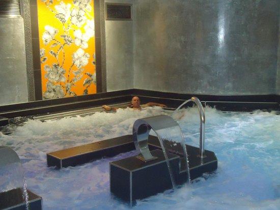 Hôtel Spa Princesa Parc : le spa
