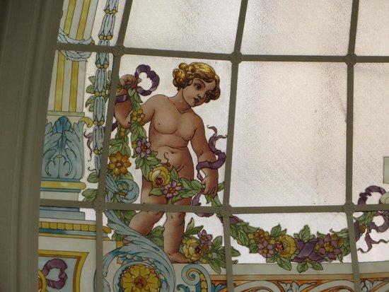 Hotel Negresco: The cupola