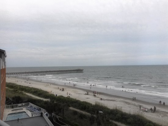 Oceans One Resort: our view from our room