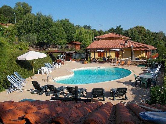Pietrastornina, อิตาลี: La piscina