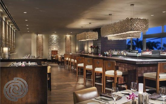 Trump International Hotel & Tower Panama : Tejas Restaurant