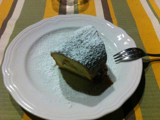 La Bottega di Volpaia: Torta della Gina
