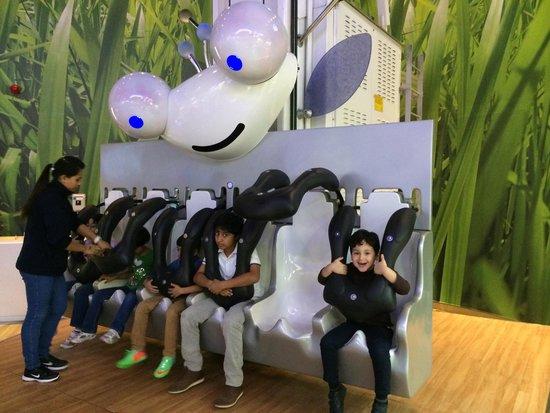 City Centre Mirdif: Kids games