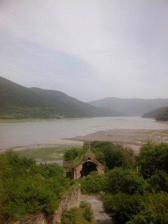 Mount Kazbek/ Mqinvartsveri: Дорога из Тбилиси в Степанцминда