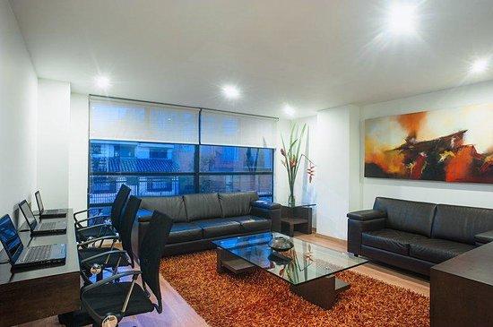 Tivoli Suites: Business Center
