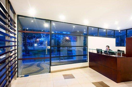 Tivoli Suites: Reception