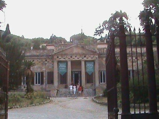 Villa of San Martino : Ingresso