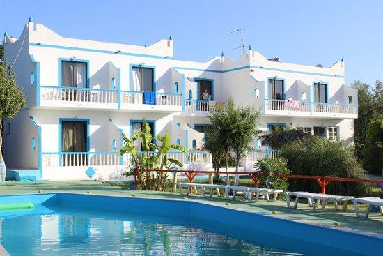 Отель Asteria