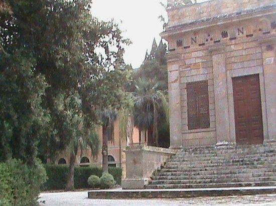 Villa of San Martino : Prospetto laterale