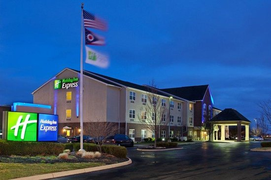 Holiday Inn Express & Suites Columbus East: Hotel Exterior