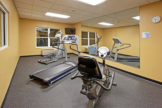 Holiday Inn Express & Suites Columbus East: Health Club