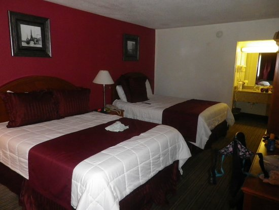 Ramada Kingman : lovely room