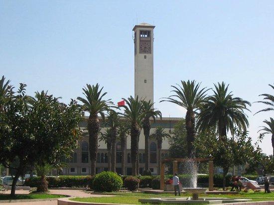 City Hall of Casablanca