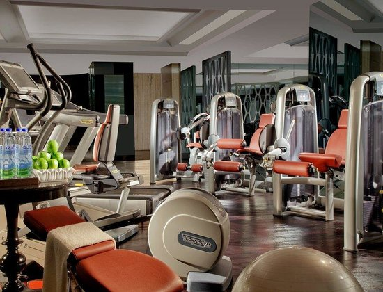 The Leela Palace Chennai: Fitness Centre
