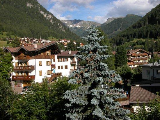 Hotel Europa: Vista dalla camera