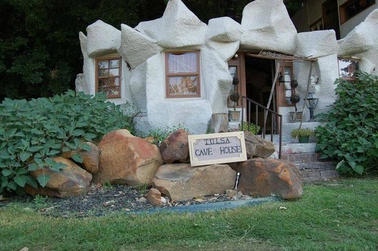 Tulsa Cave House Tours