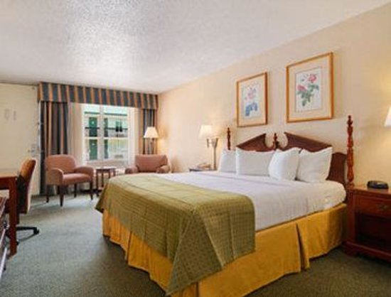 Ramada Perry Near Fairgrounds: Standard One King Bed Room