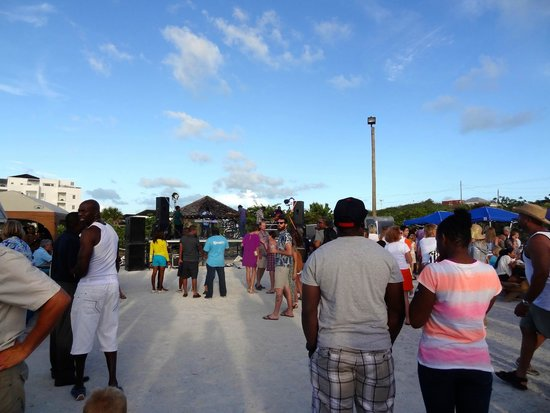 Thursday Fish Fry: Music stage