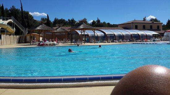 Yelloh! Village Luberon Parc: piscine luberon parc