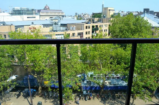 Park Hotel Amsterdam : vue de la chambre située au 5 éme étage)