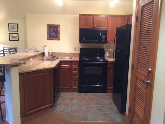 Winter Park Resort : Gold Condo kitchen