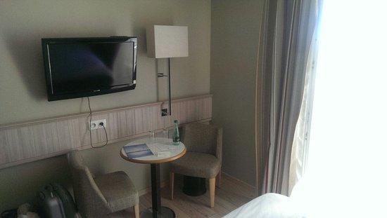 Hôtel Antinéa : Very clean rooms