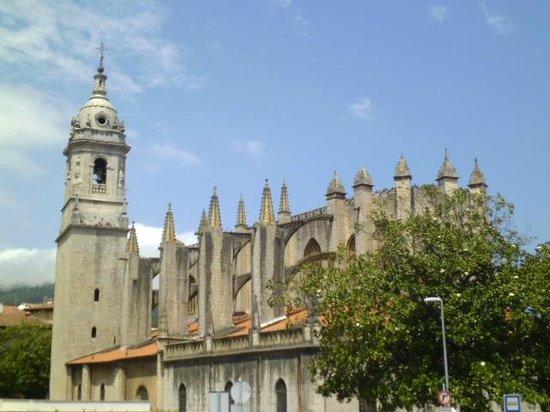 Basílica de Lekeitio: Basilica