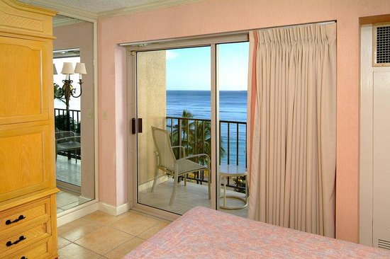 Aston Waikiki Beachside Hotel: Ocean View Room