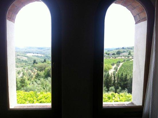 Relais Vignale : Panorama