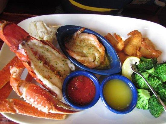 Red lobster st george menu prices restaurant for Affordable pools st george utah