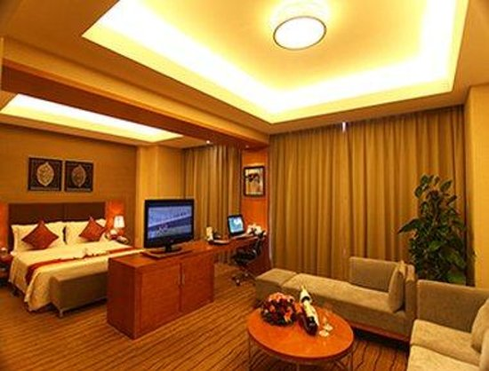 Days Inn Business Place Chongqing Fortune Plaza: Suite