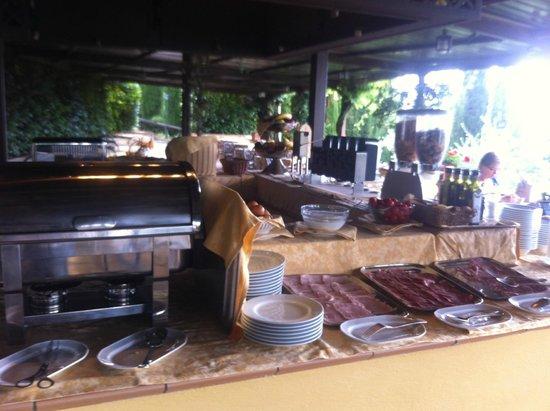 Relais Vignale & Spa: Sala da pranzo e colazione