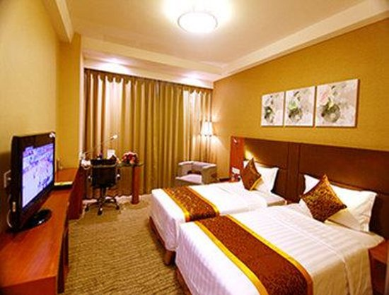 Days Inn Business Place Chongqing Fortune Plaza: Superior King Bed Room