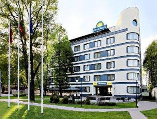 Welcome to the Days Hotel Riga VEF