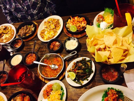 Casa Perico Mexican Grille: Everything yummy!