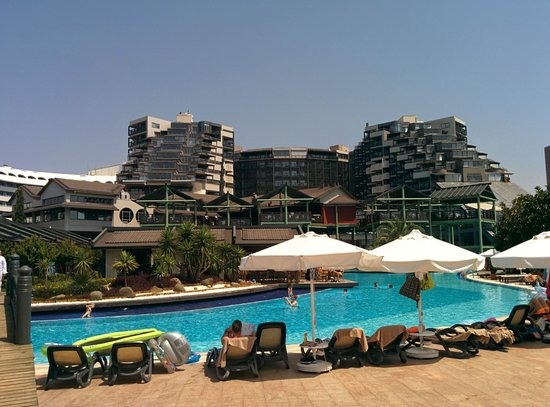Picture of limak lara de luxe for Hotel de luxe