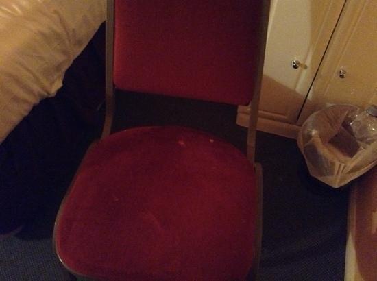 The New Loretta Hotel: chair