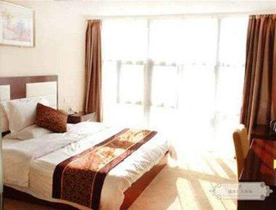 Super 8 Hotel Hangzhou Binjiang Xing Guang Da Dao: 1 Queen Bed Room