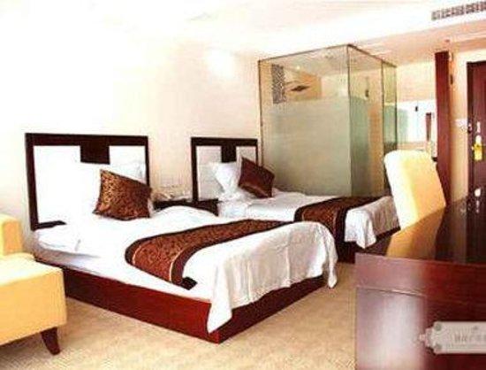 Super 8 Hotel Hangzhou Binjiang Xing Guang Da Dao: 2 Twin Bed Room