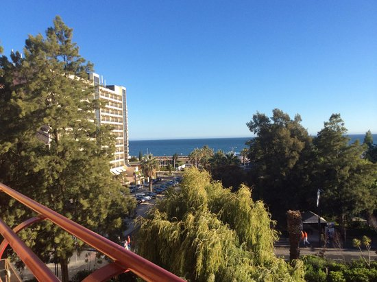 Dom Pedro Marina : View from our Balcony