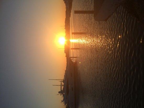 Dom Pedro Marina : Sunset in the Marina