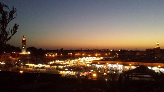 Riad Andalla : Riad da sogno
