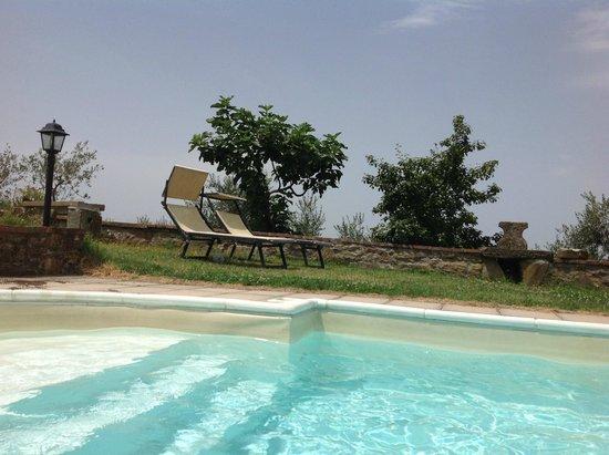 Fonte Al Vento : the pool area