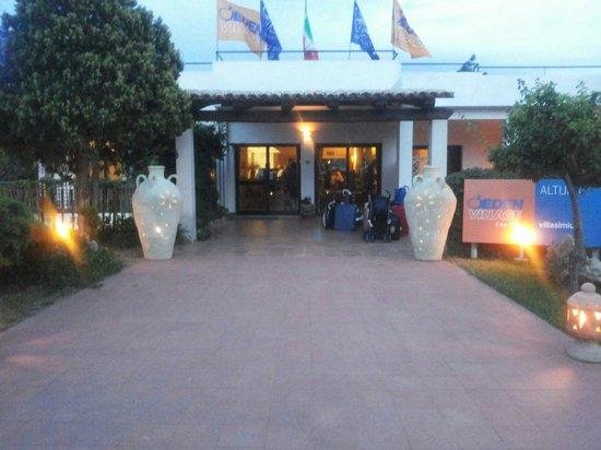 Eden Village Altura: Entrata
