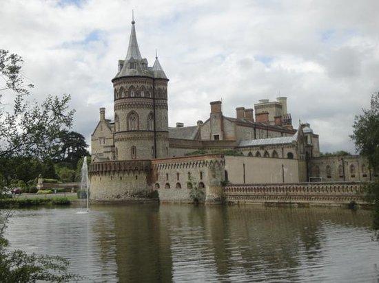 De Vere Horsley Estate: view across the lake
