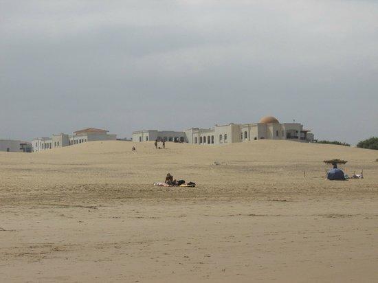Hotel Riu Tikida Beach : Agadir