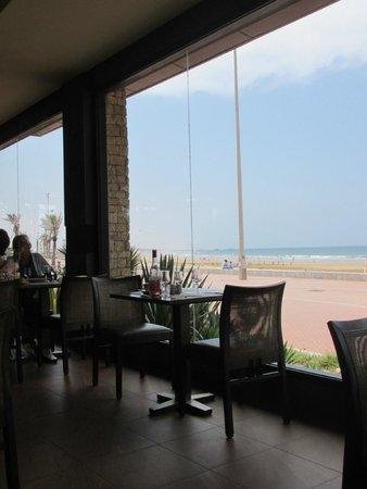 Hotel Riu Tikida Beach : Restaurant de la plage